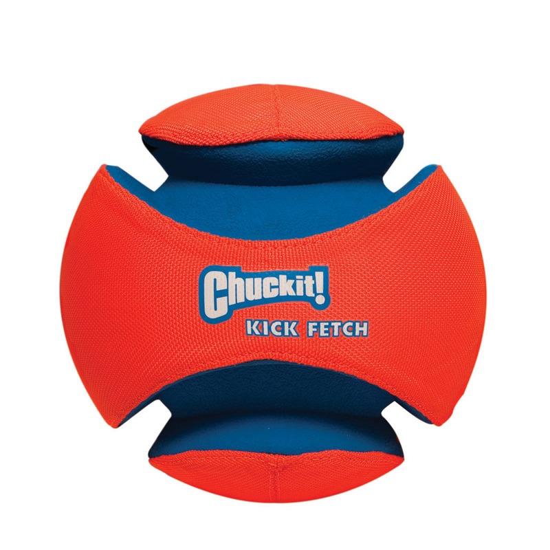 Chuckit Kick Fetch Ball für Hunde