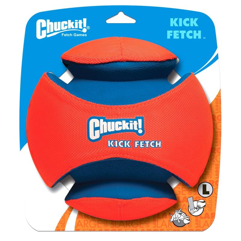 Chuckit Kick Fetch Ball für Hunde, Bild 2