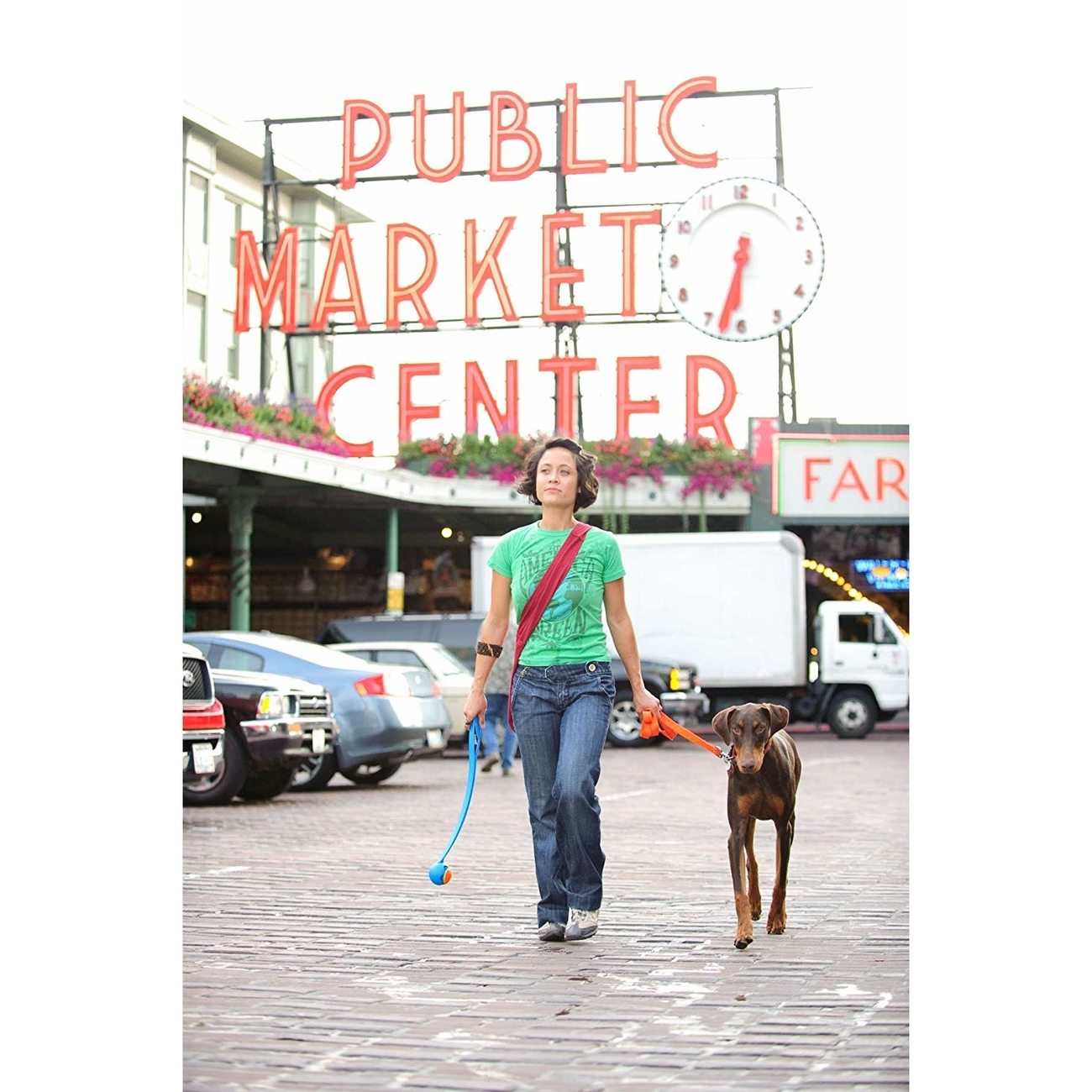Chuckit Sport Ball Launcher Ballschleuder für Hunde, Bild 2