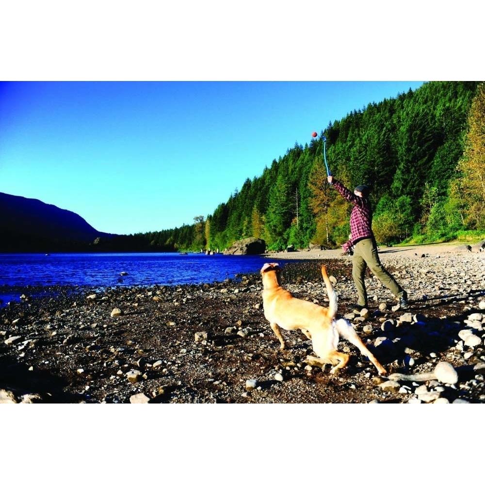 Chuckit Sport Ball Launcher Ballschleuder für Hunde, Bild 3