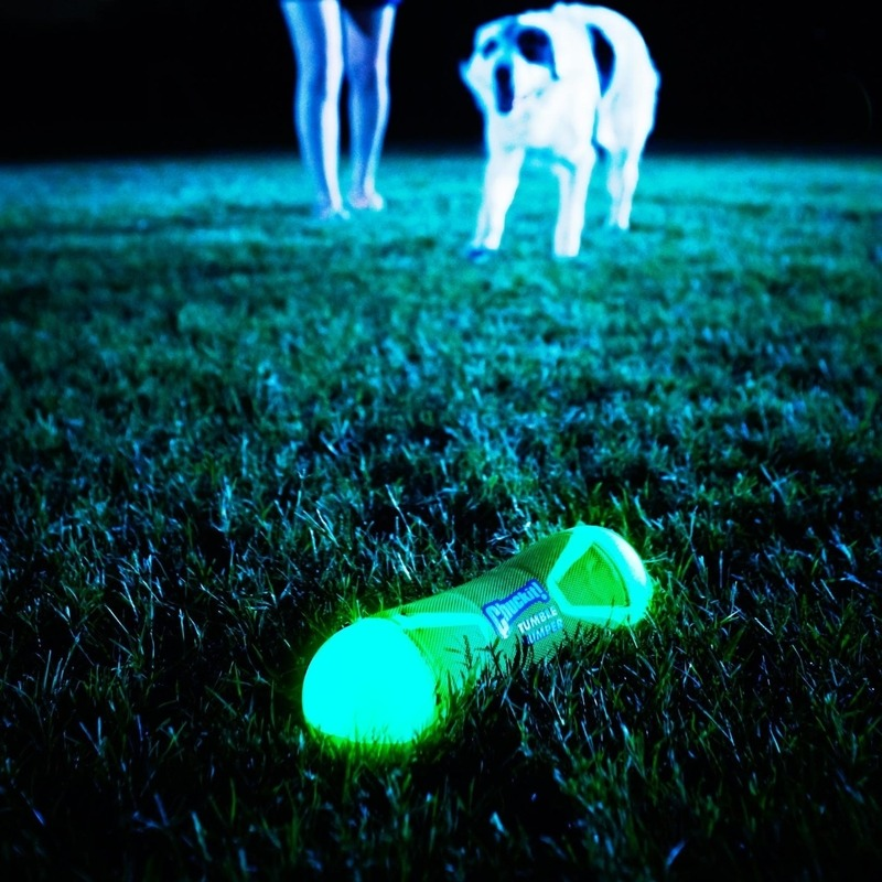 Chuckit! Tumble Bumper Max Glow, Bild 4