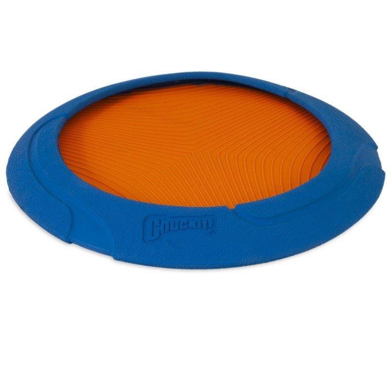 Chuckit Ultra Flight Frisbee, Durchmesser: 22,9 cm