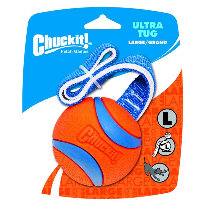 Chuckit Ultra Tug Ball mit Band, Bild 3