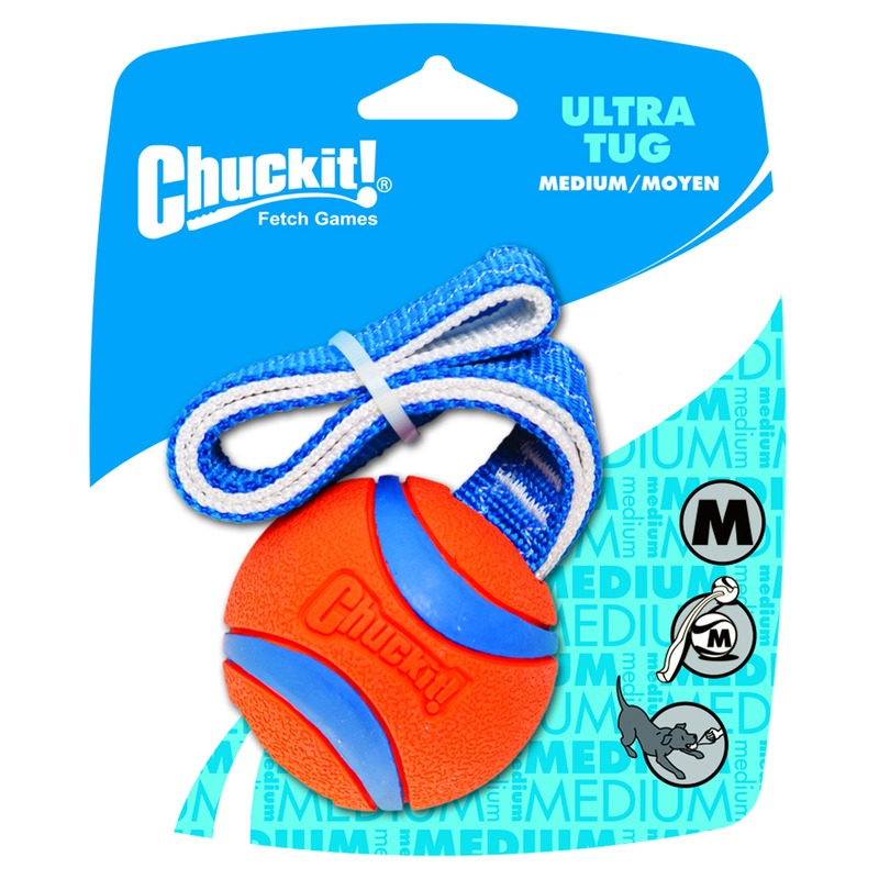 Chuckit Ultra Tug Ball mit Band, Bild 5