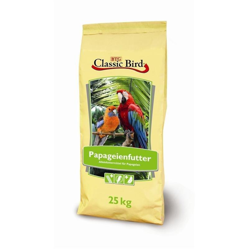 Classic Bird Papageienfutter, 25kg