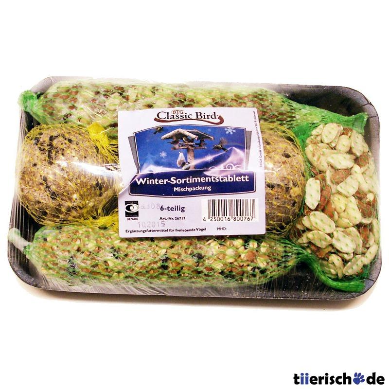 Classic Bird Vogelfutter Mischpackung