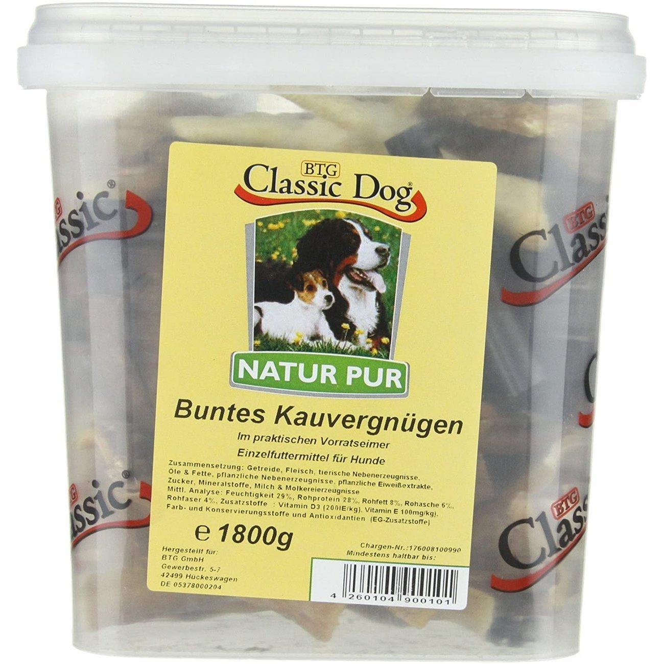 Classic Dog Buntes Kauvergnügen, Bild 2
