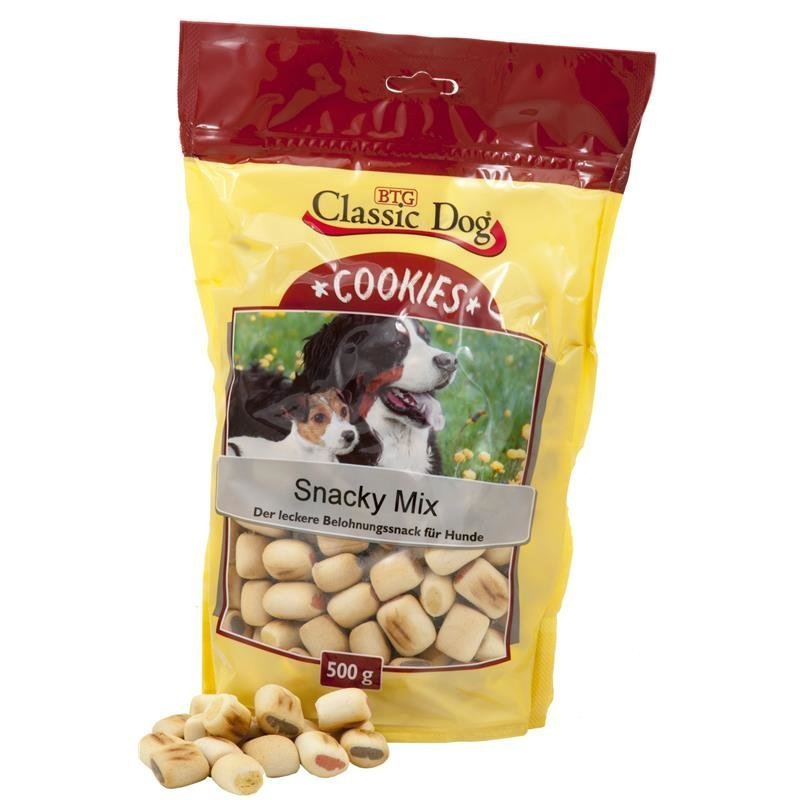 Classic Dog Cookies Snacky Mix, 500g