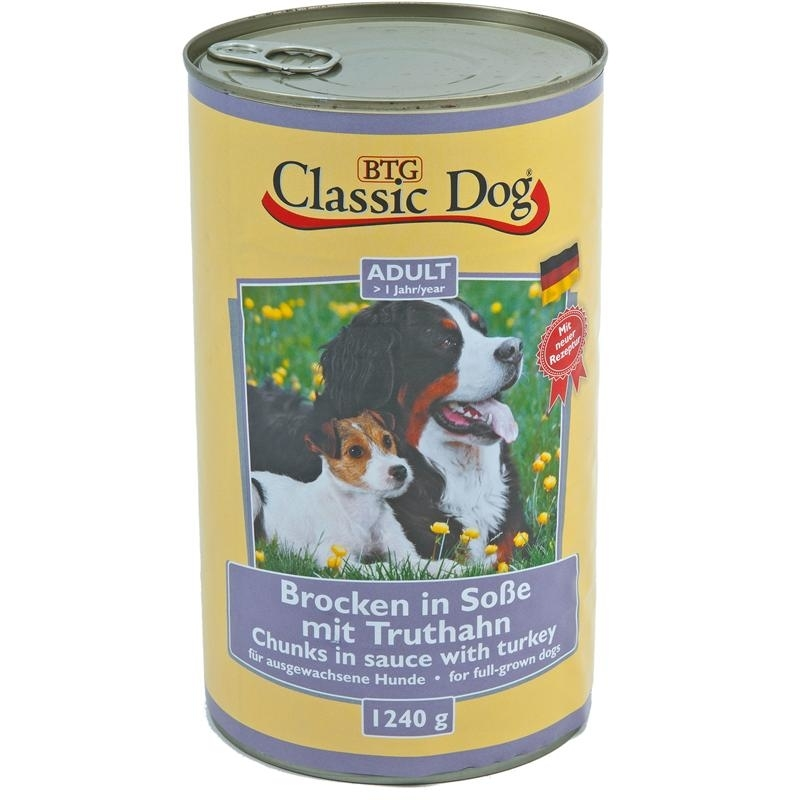Classic Dog Dosenfutter für Hunde, Bild 2