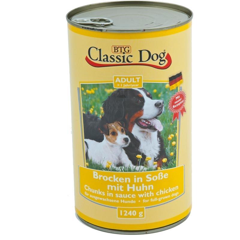Classic Dog Dosenfutter für Hunde, Bild 4
