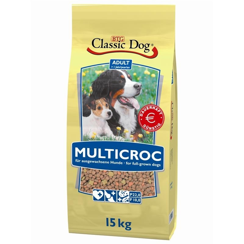 Classic Dog Multicroc Preview Image