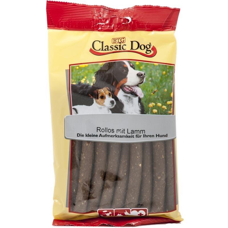 Classic Dog Snack Rollos Kaustangen für Hunde