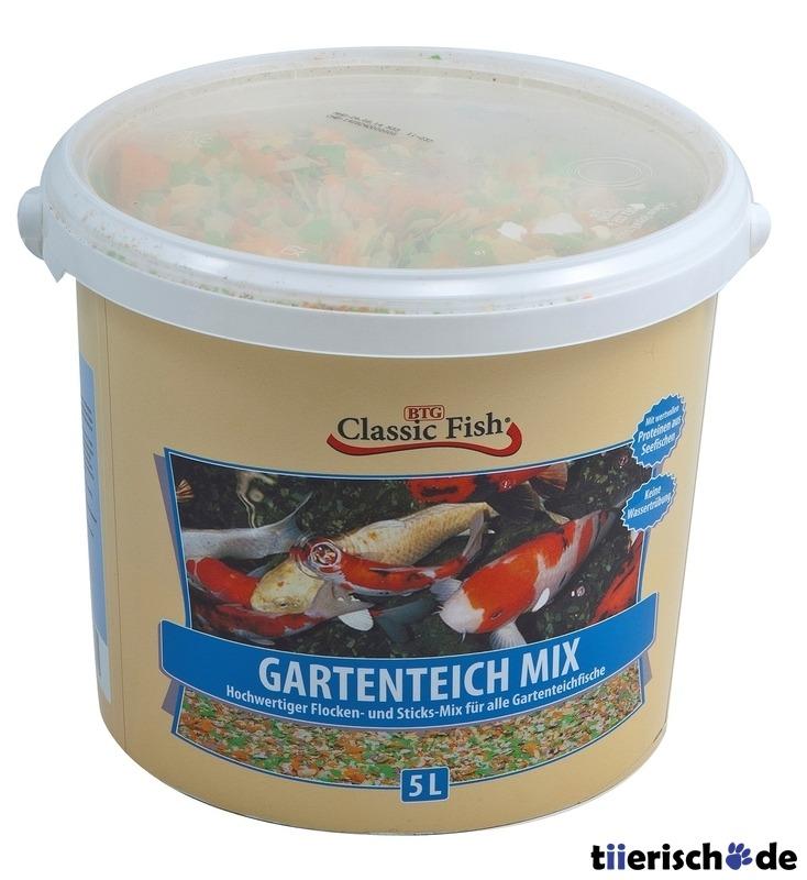 Classic Fish Gartenteichmix