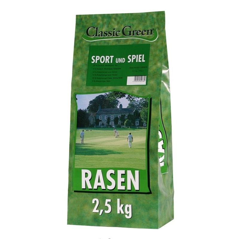 Classic Green Sport- und Spielrasen, Bild 2
