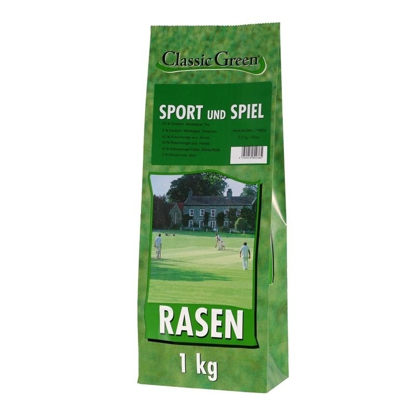 Classic Green Sport- und Spielrasen, Bild 3