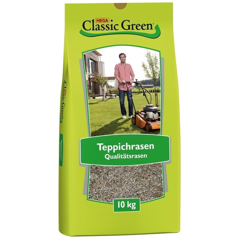 Classic Green Teppichrasen, 1kg