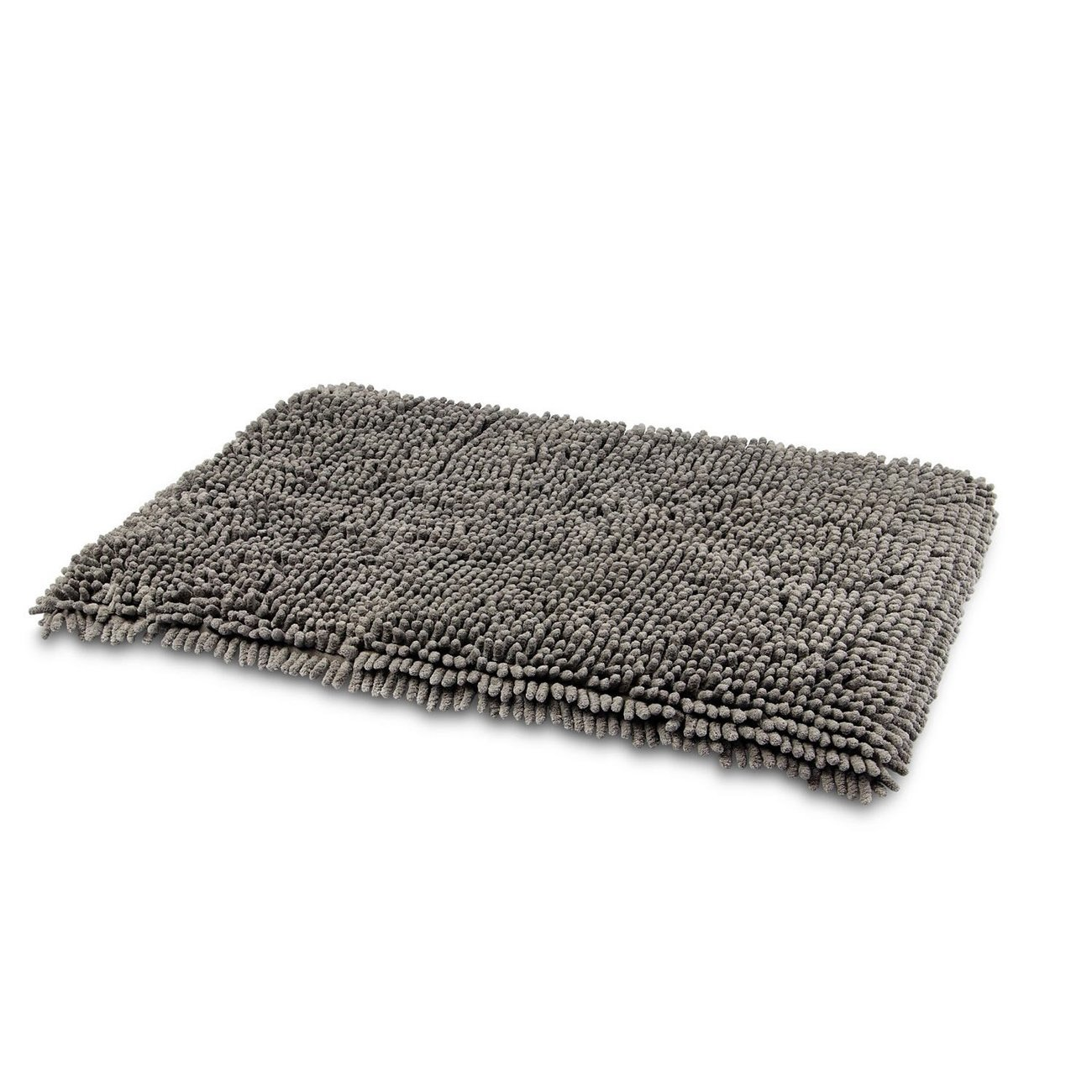 Wolters Cleankeeper Reise Pad, Gr. L: 86 x 53 cm, warm grey