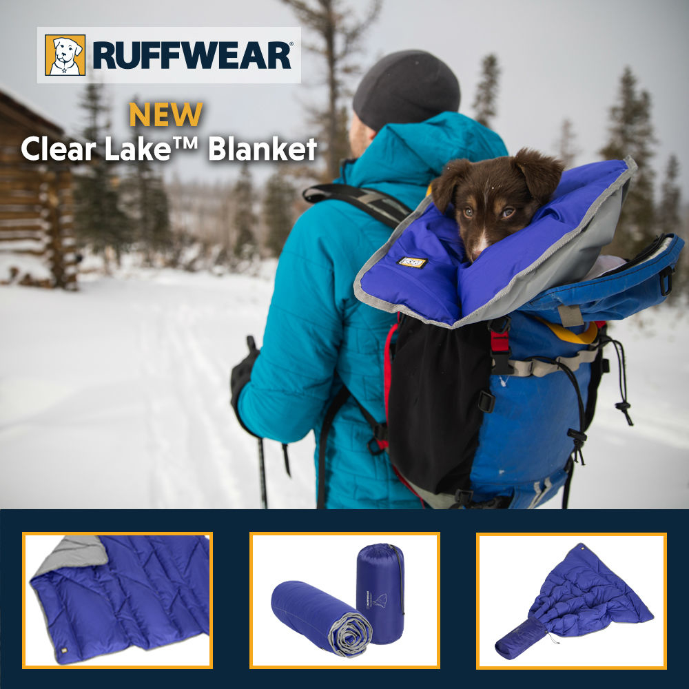 Ruffwear Hundedecke Clear Lake für Outdoor, Bild 3