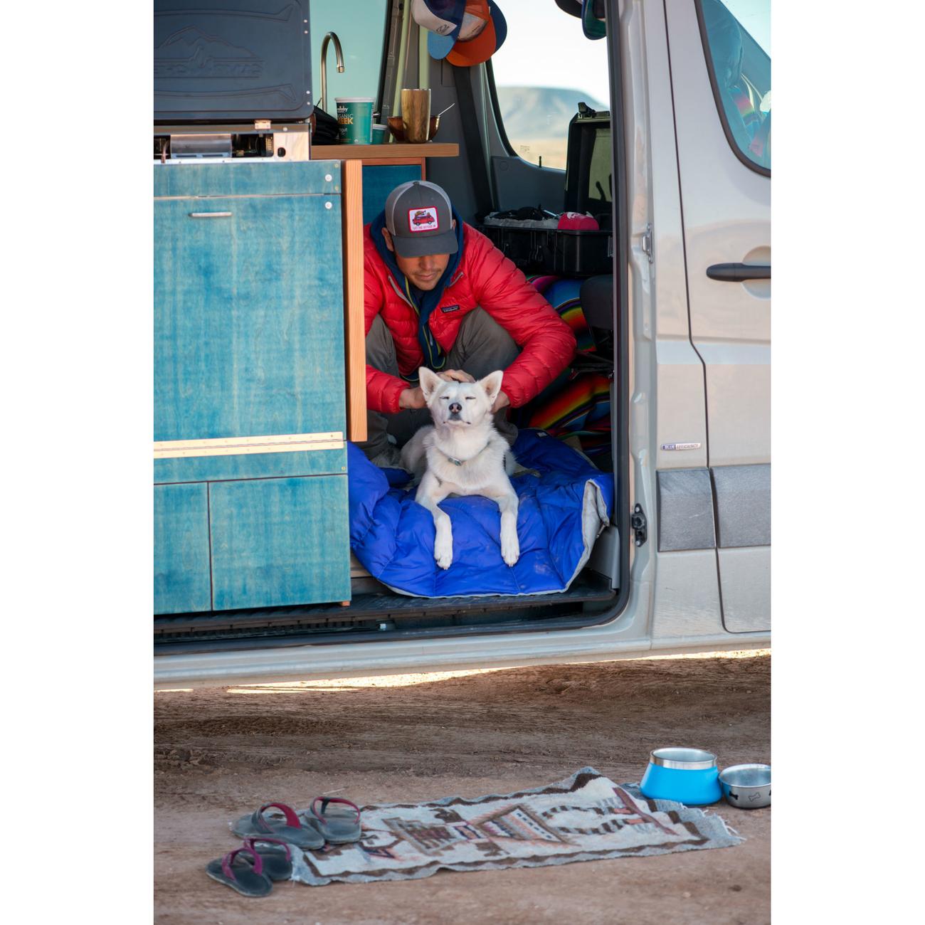 Ruffwear Hundedecke Clear Lake für Outdoor, Bild 12