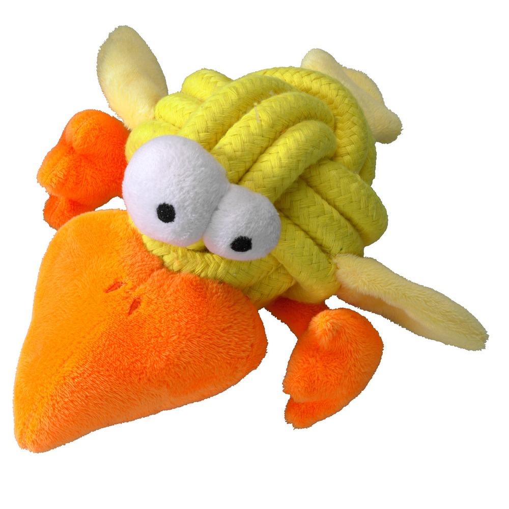 Coockoo Bobble Knotenball mit Plüsch, Bild 9