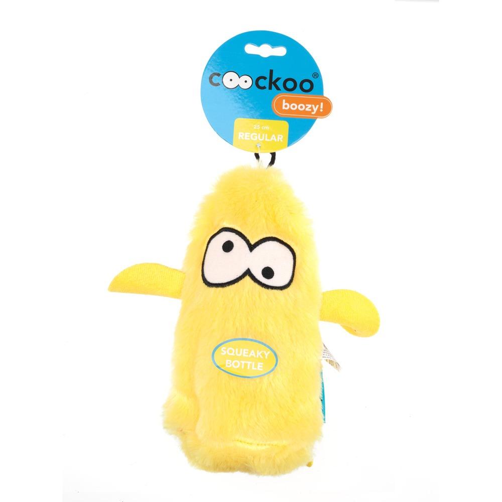 Coockoo Boozy aus Babyplüsch mit PET-Flasche, Bild 2