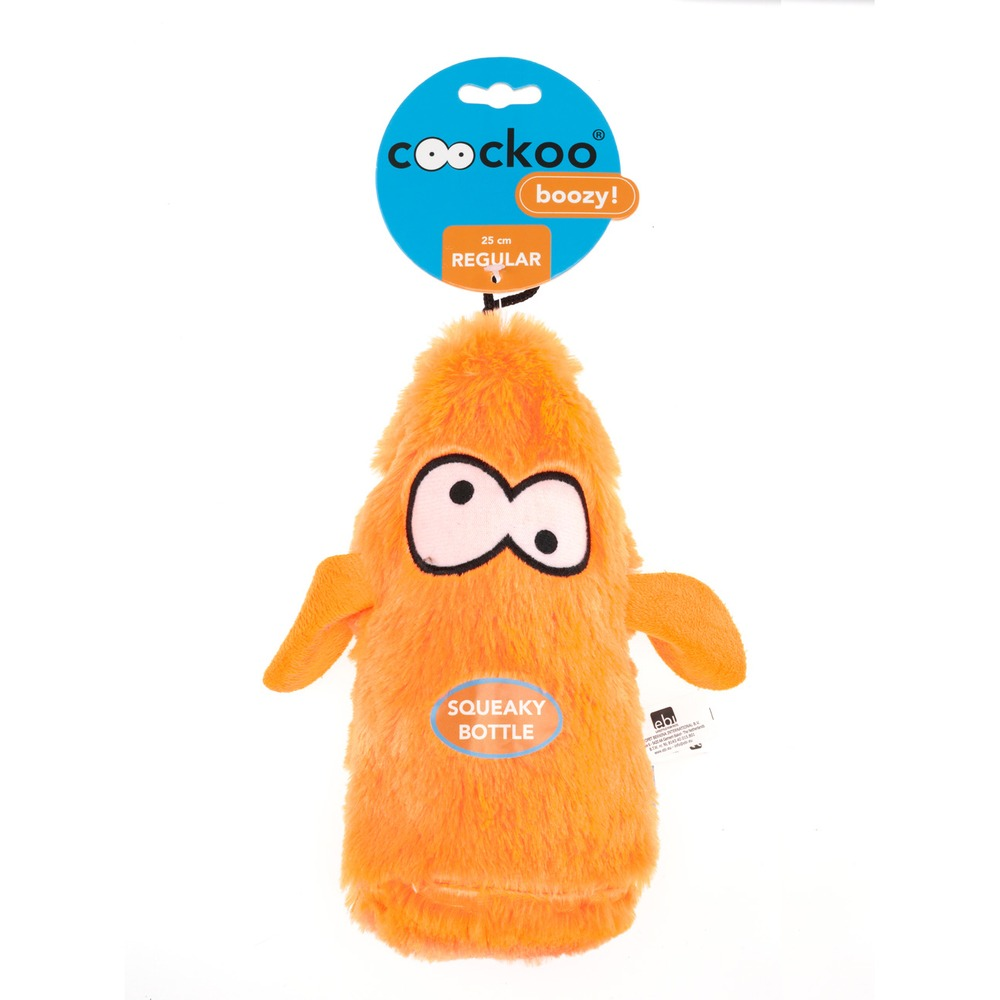 Coockoo Boozy aus Babyplüsch mit PET-Flasche, Bild 5
