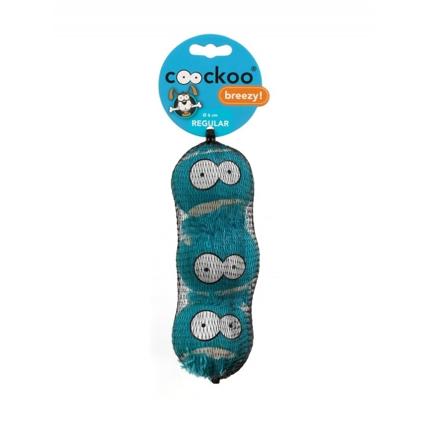 Coockooo Breezy Tennisball Hundespielzeug, Bild 6