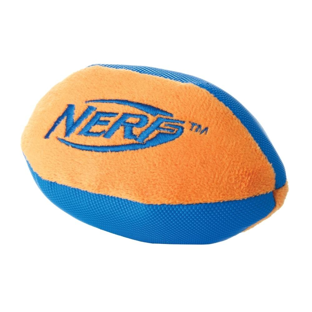 NERF Dog Nylon Football mit Quietscher, Bild 2