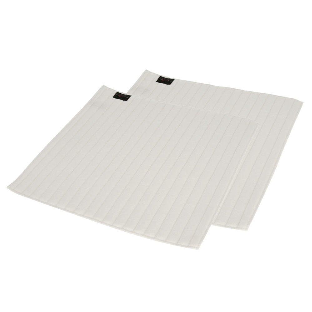 Kerbl Bandagierunterlage, für hinten, 49 x 48 cm, weiß