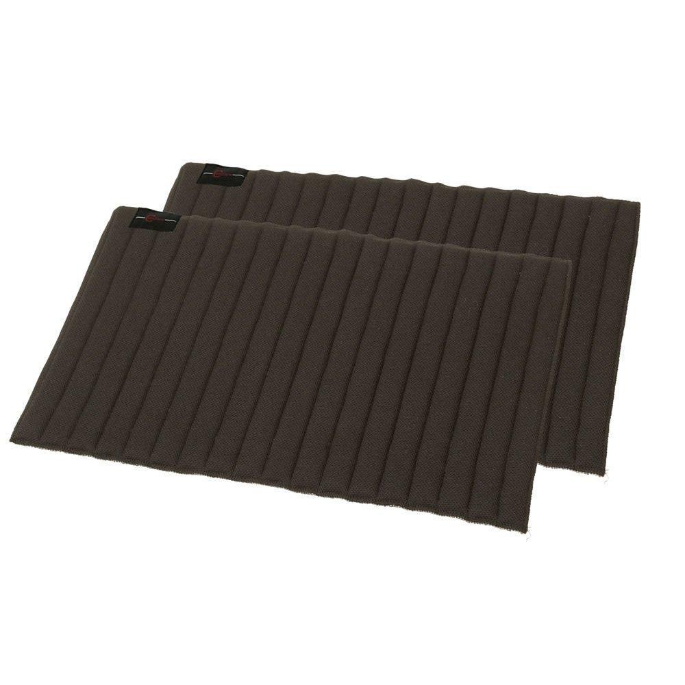 Kerbl Bandagierunterlage, für vorne 45 x 29 cm, schwarz