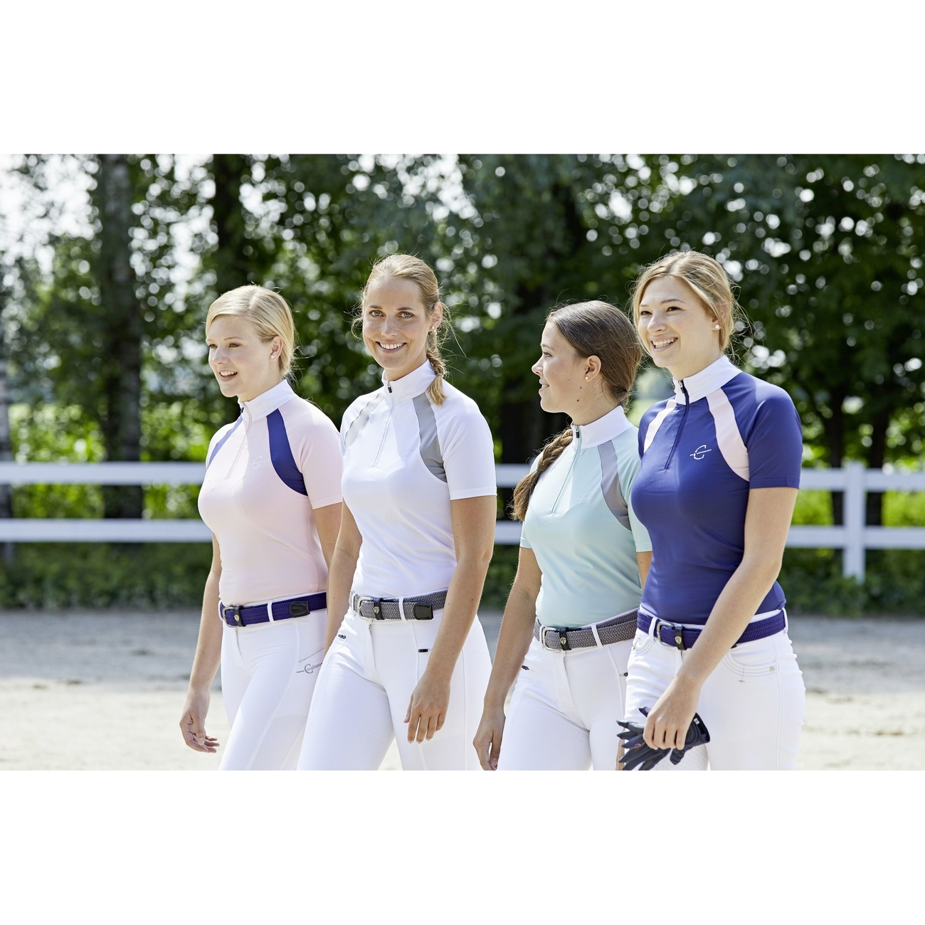 Covalliero Competition Shirt Lani für Kinder und Damen, Bild 2
