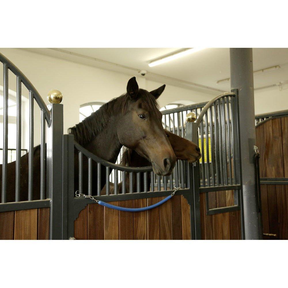 Kerbl Deckenhalter für Pferdedecken mit Kette, Standard