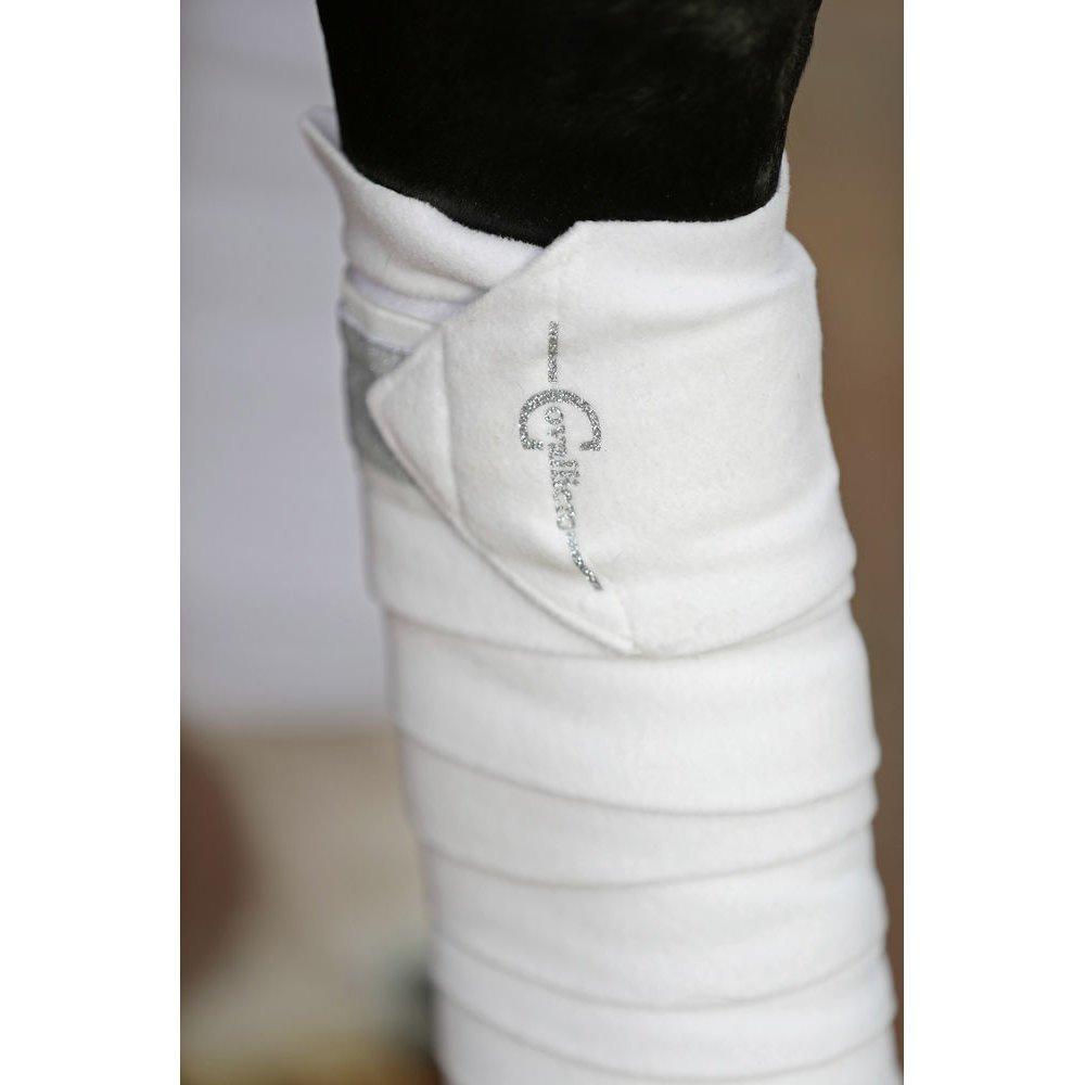 Covalliero Fleece Bandage Empara Glitzer, Bild 2