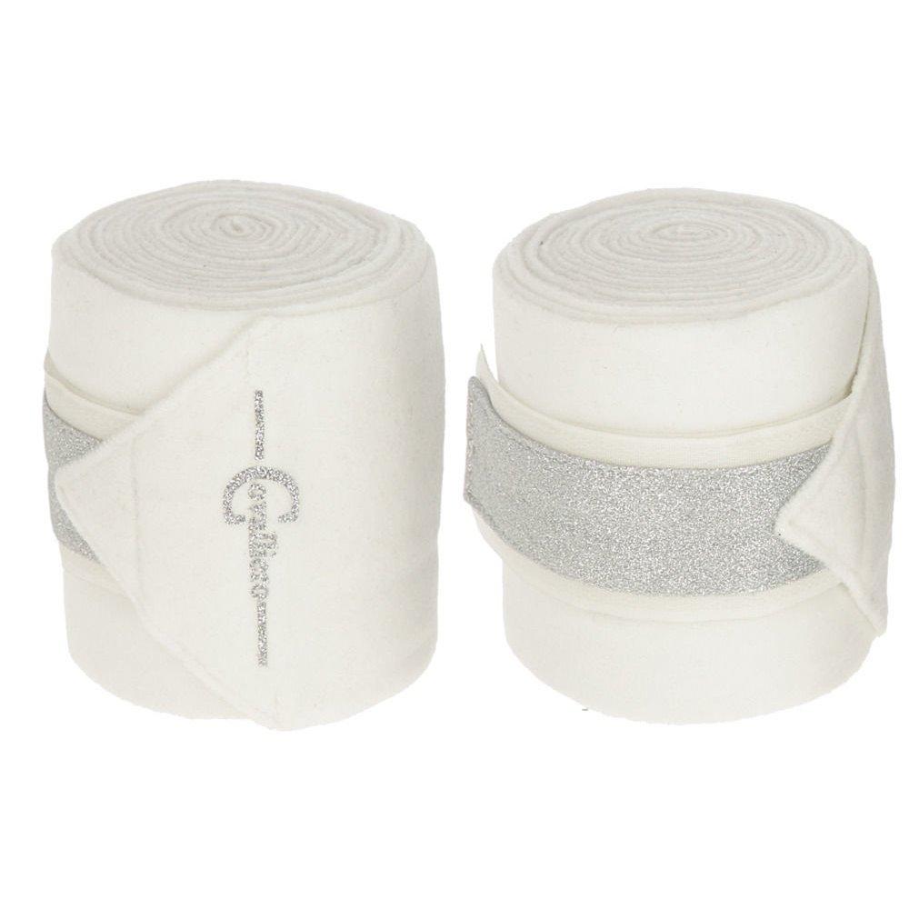 Covalliero Fleece Bandage Empara Glitzer, Bild 4