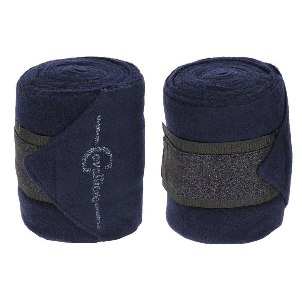 Covalliero Fleece Bandage Empara Glitzer, Bild 3
