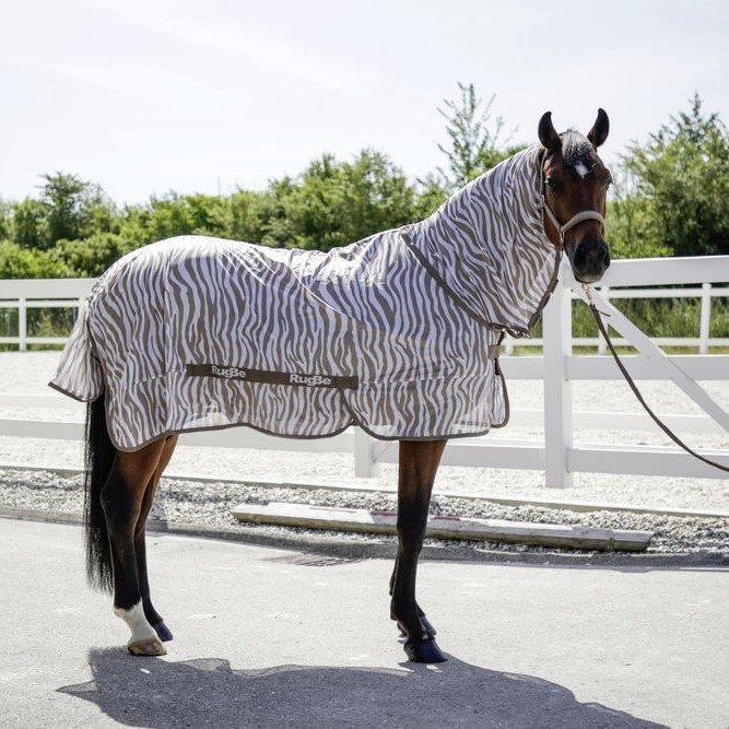 Covalliero Fliegendecke Zebra Trend, Bild 5