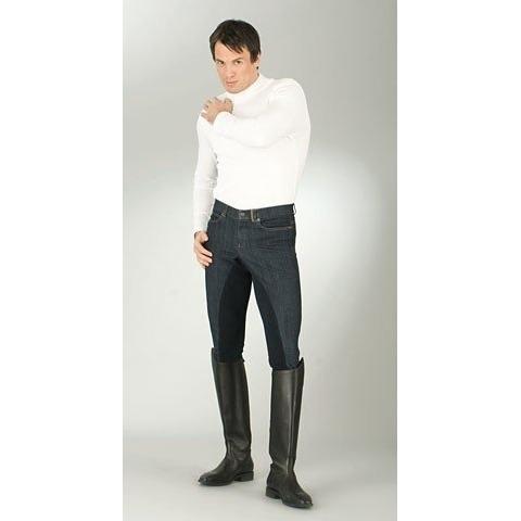 Covalliero Jeans Reithose Denim für Herren, Bild 6