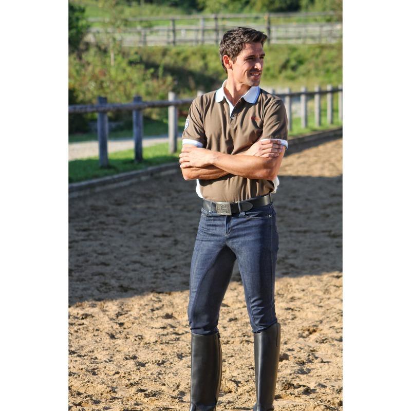 Covalliero Jeans Reithose Denim für Herren, Bild 5