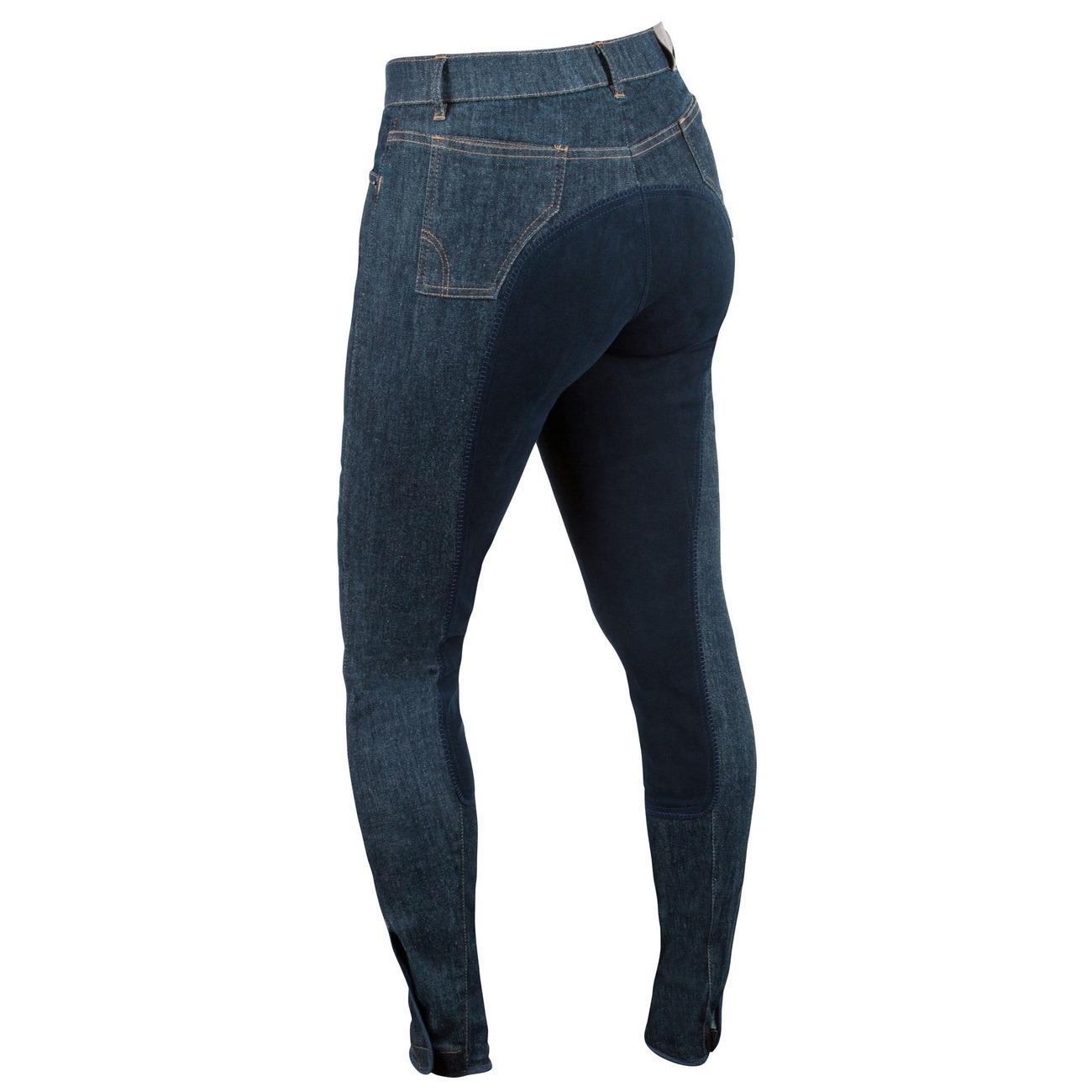 Covalliero Jeans Reithose Denim für Herren, Bild 3