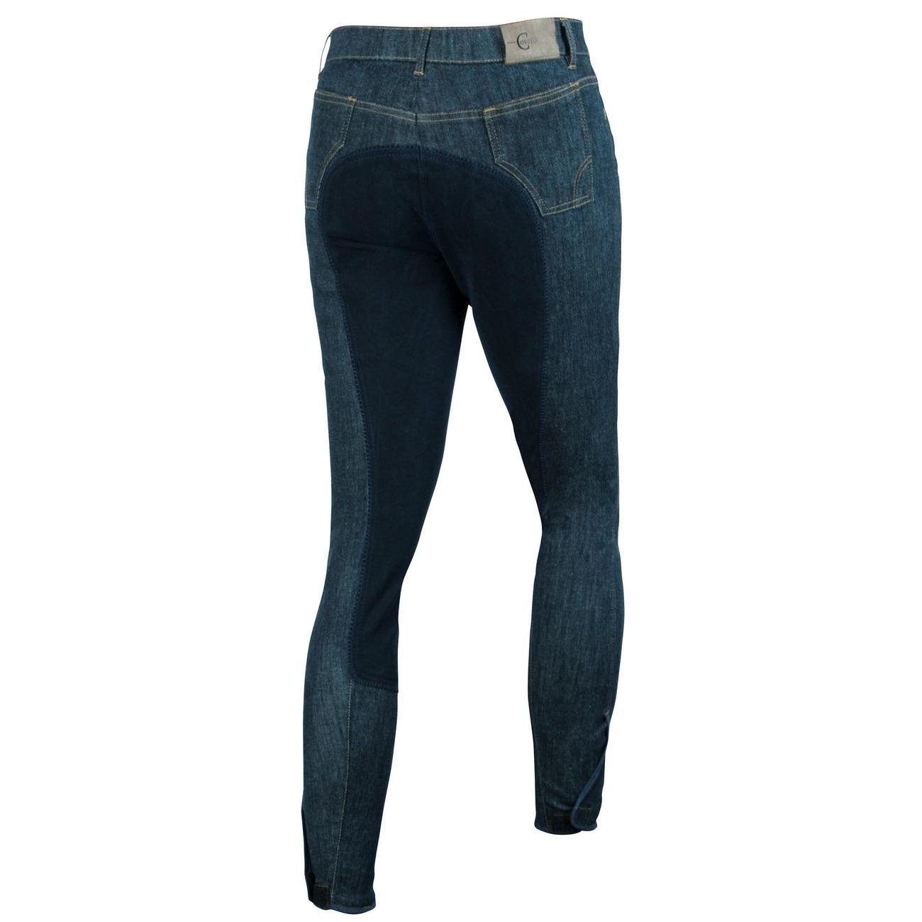 Covalliero Jeans Reithose Denim für Herren, Bild 4