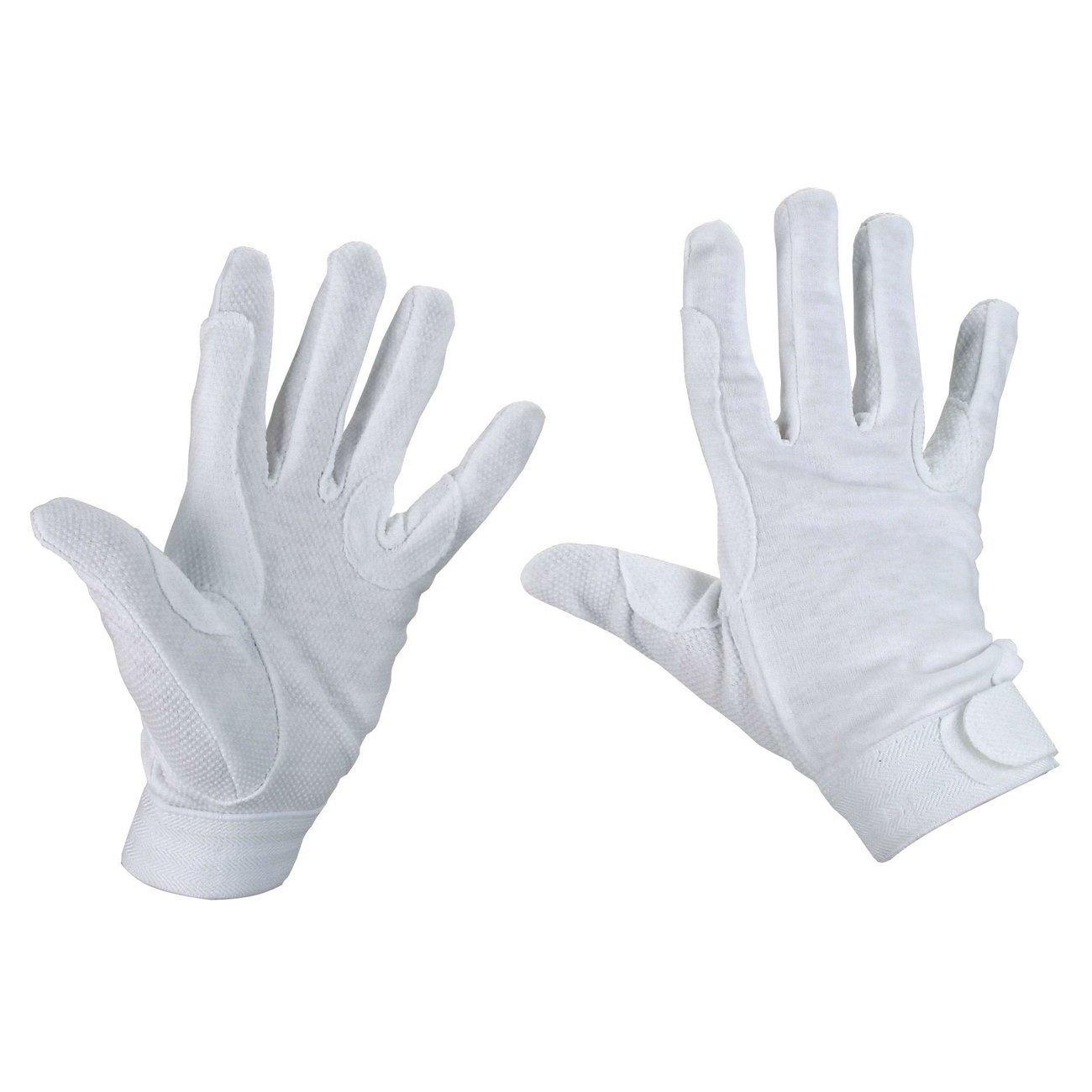 Kerbl Jersey Turnier Reit Handschuhe, Gr. XS