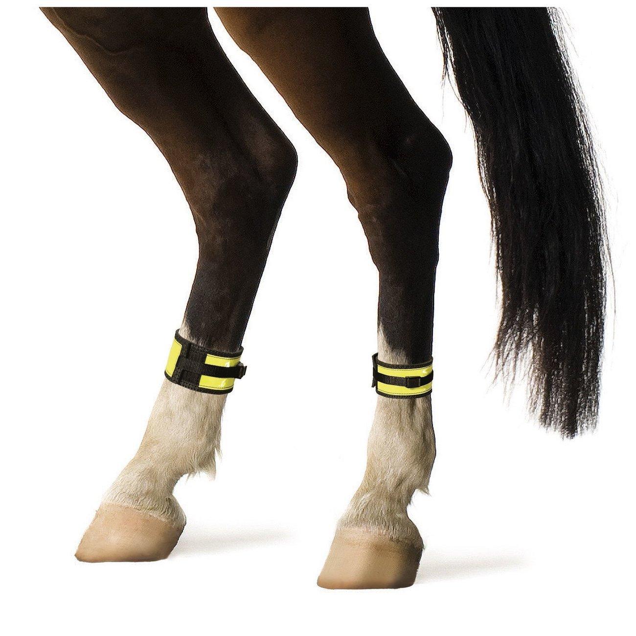 Covalliero Leuchtgamaschen Pferd, Bild 2
