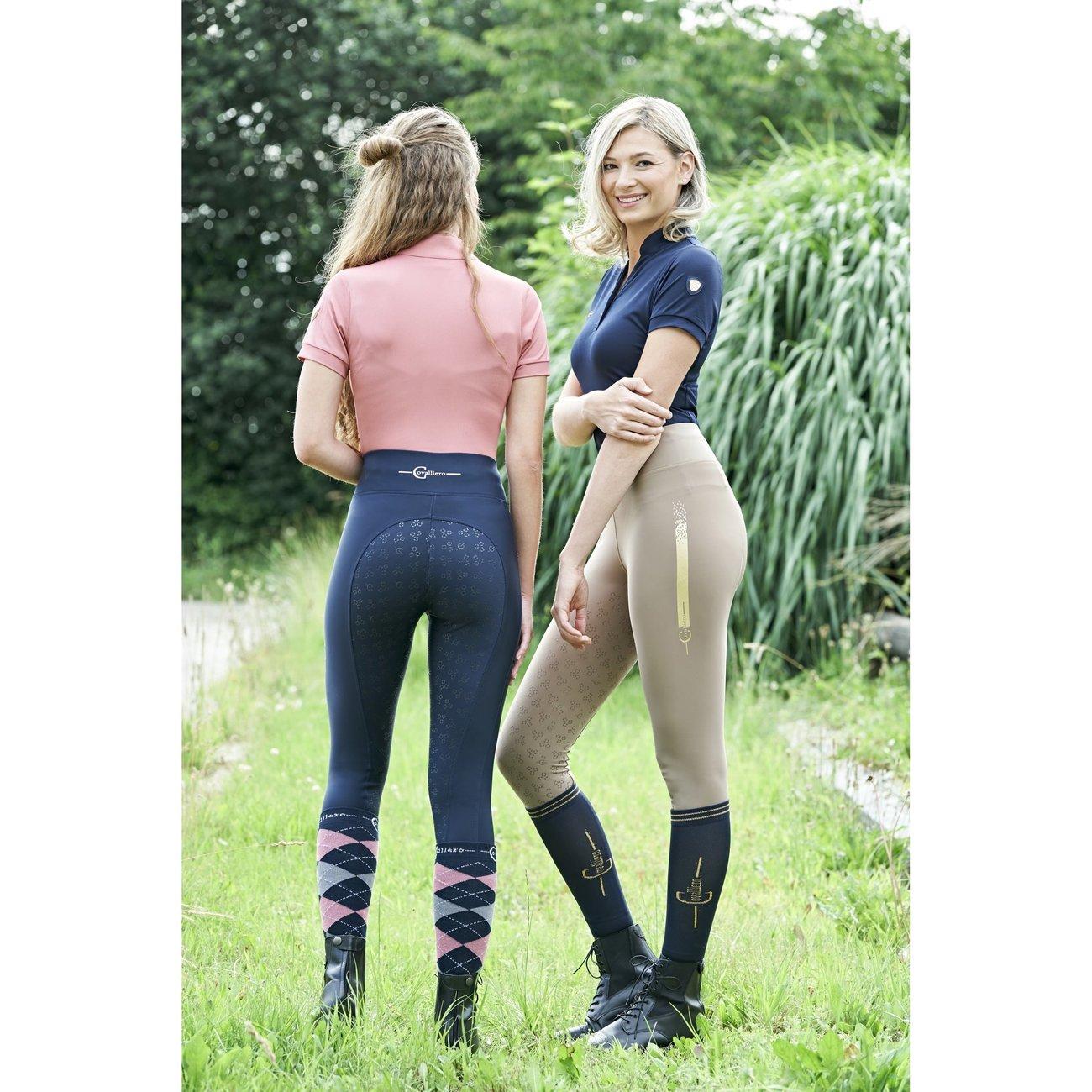 Covalliero Reit Leggings Sporty, Bild 2