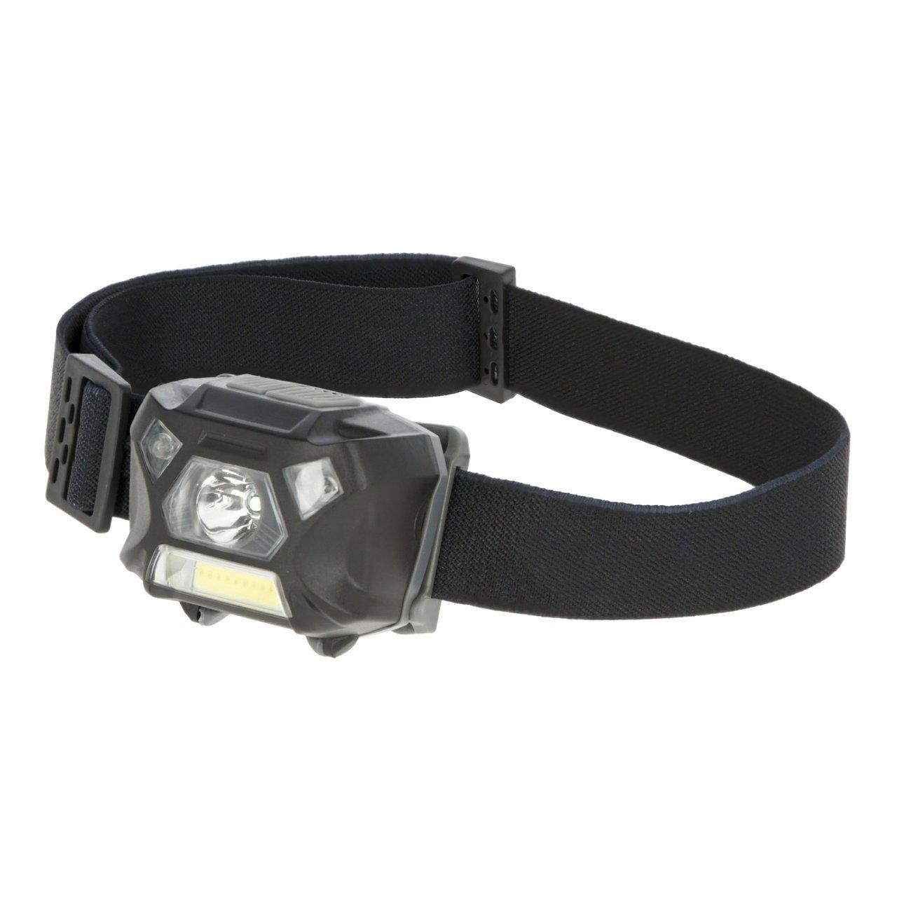 Kerbl Covalliero Stiefellampe LED mit Befestigungsriemen, LED Lampe (3W)