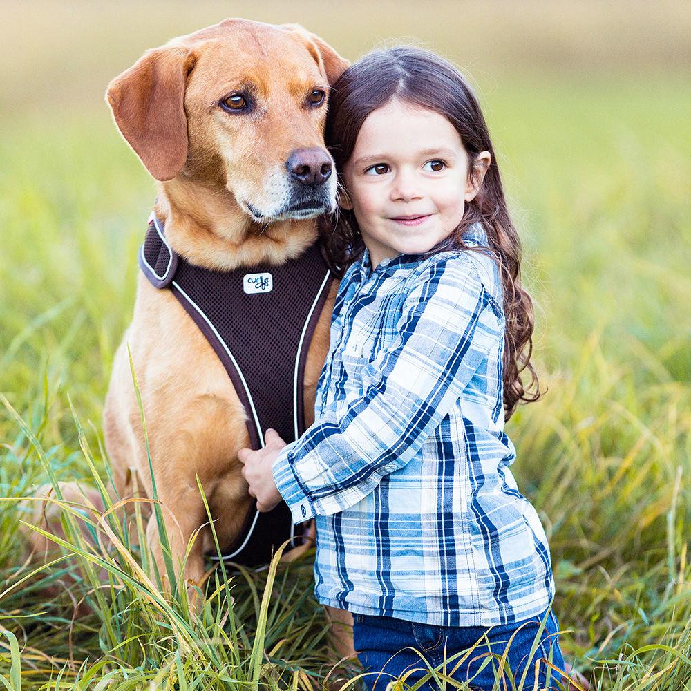Curli Belka Geschirr für große Hunde, Bild 8