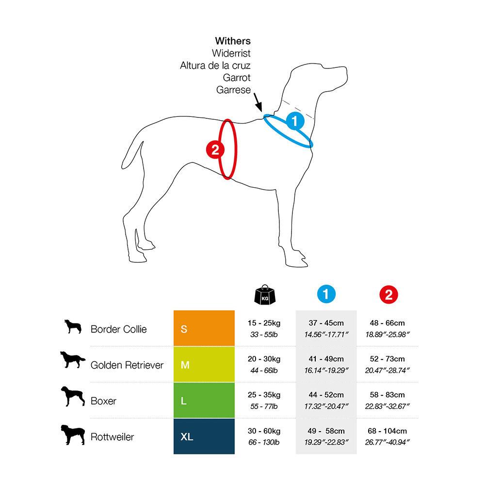 Curli Belka Geschirr für große Hunde, Bild 9