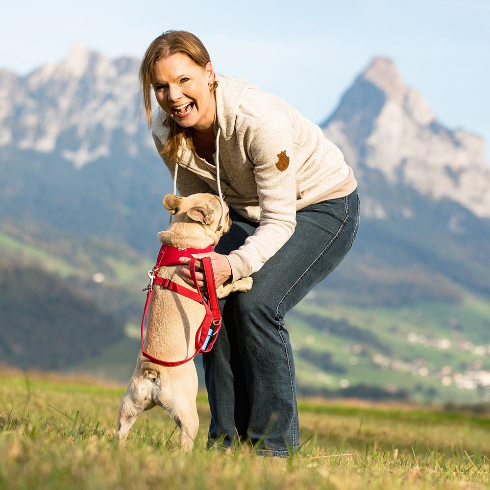 Curli Brustgeschirr Basic Air Mesh für kleine Hunde, Bild 13