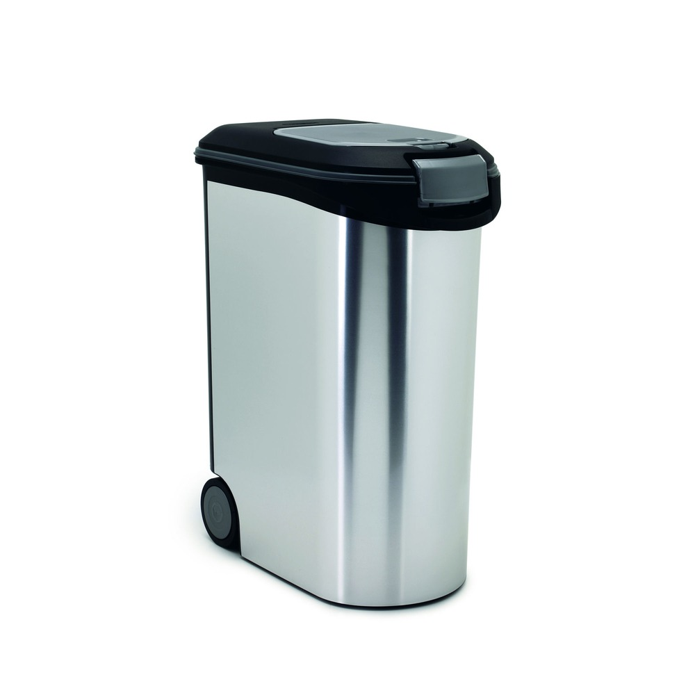 Curver Futtercontainer Futtertonne Metallic, Bild 4