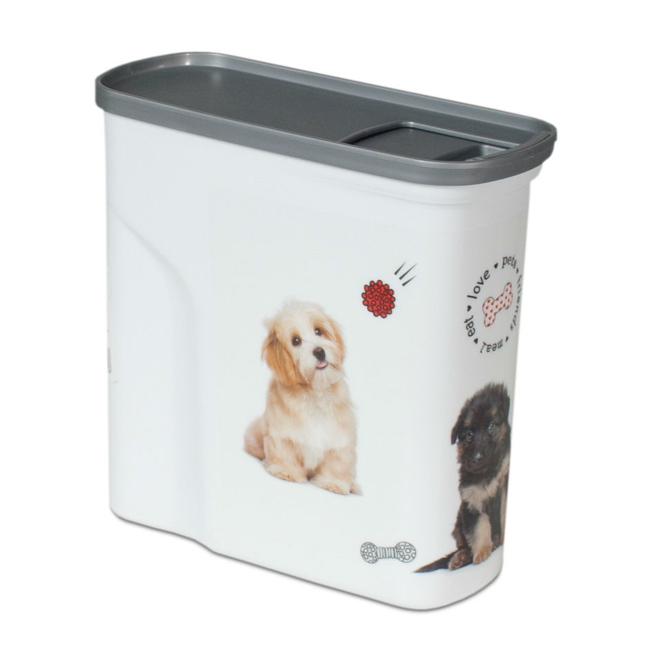 Curver Futtercontainer Hund, 2 L