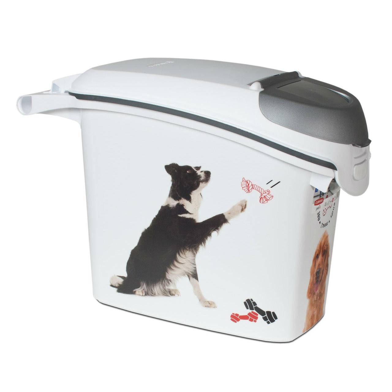 Curver Futtercontainer Hund, Bild 7